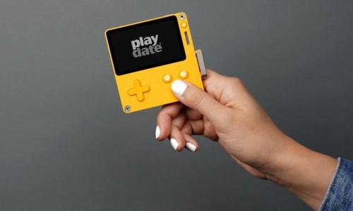 """Yeni taşınabilir oyun makinesi """"Playdate"""""""